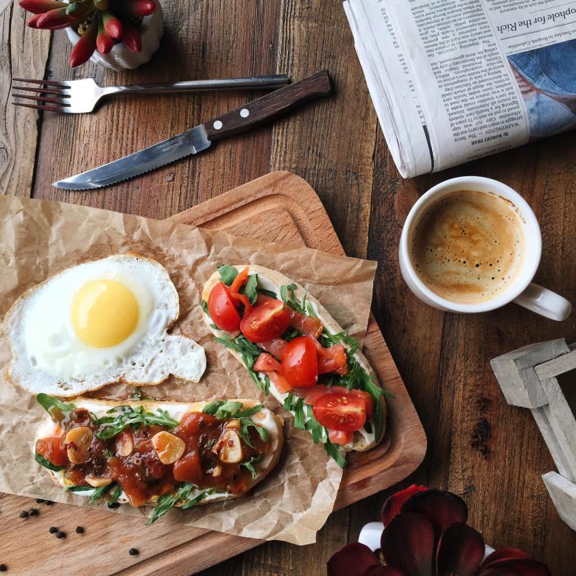 картинки французского завтрака меня