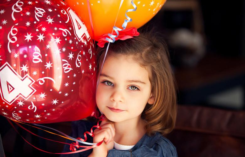 День рождения ребенка 4 года идеи для домашнего праздника