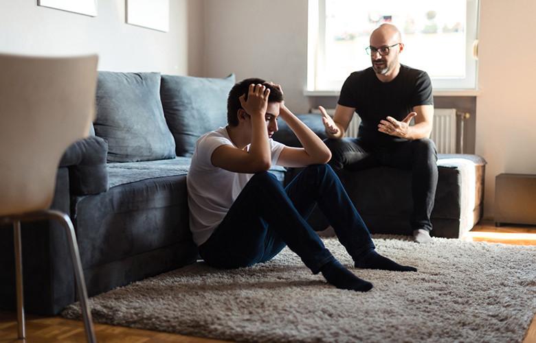 Как объяснить ребенку 5 лет что родители развелись